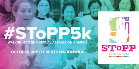 2019 Bucknell University SToPP5k Walk/Run to End Sexual Assault on Campus tickets