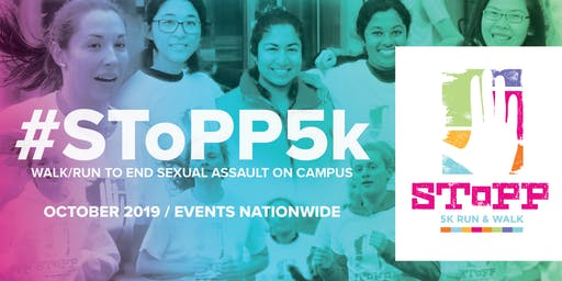 2019 Bucknell University SToPP5k Walk/Run to End Sexual Assault on Campus