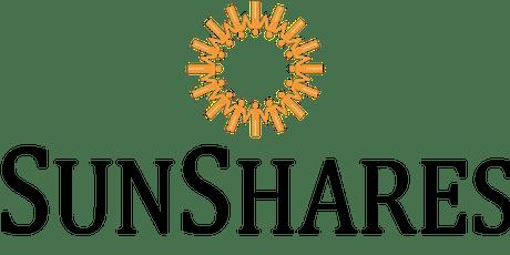 SunShares Informational Workshop tickets