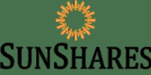 SunShares Informational Workshop