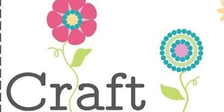 Fall Craft Retreat tickets