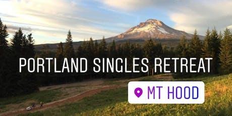 Portland Singles Retreat tickets