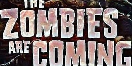 Rochester Zombie Pub Crawl 2K19 tickets