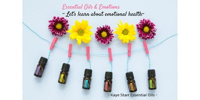 Essential Oils & Emotions Make & Take Class