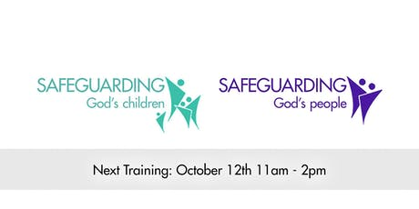 Safe Church Training tickets
