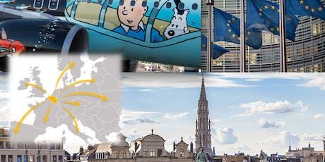Invest in Brussels : Gateway to Europe (Edmonton) tickets