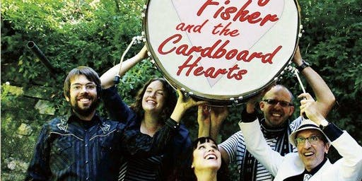 Building Community with Serenity Fisher & the Cardboard Hearts