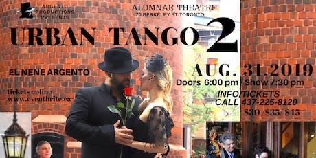 URBAN TANGO 2 tickets