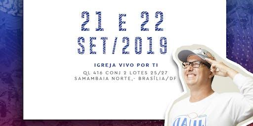 CCLJ - Curso de Capacitação de Líderes JUAD em BRASÍLIA/DF