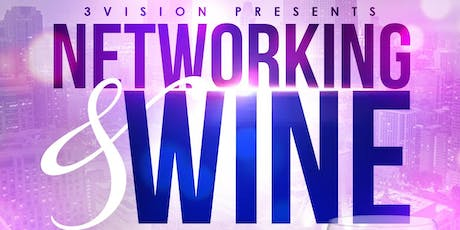 Networking & Wine  tickets