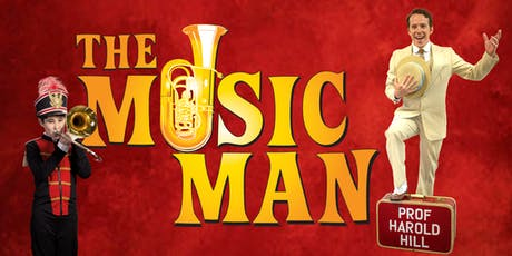 The Music Man tickets
