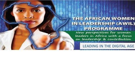 African Women In Leadership - Leading In The Digital Age, London, 2020 tickets