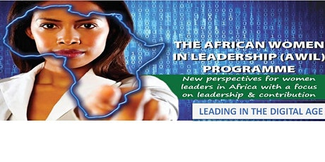 African Women In Leadership - Leading In The Digital Age, London, 2020 - POSTPONED tickets