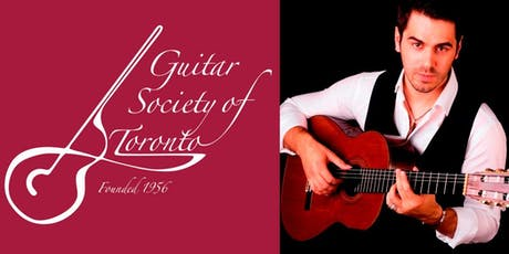 Mak Grgic (Slovenia), Classical Guitar  + SEASON SUBSCRIPTIONS tickets