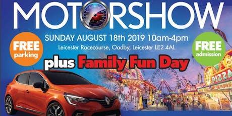 Motor show (Classics/New) Family Fun Day tickets