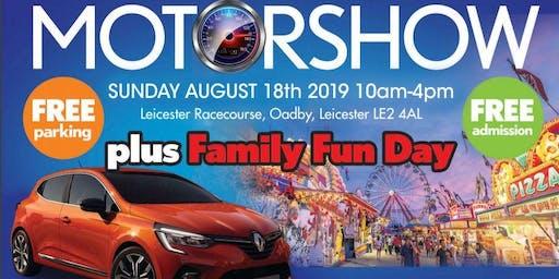 Motor show (Classics/New) Family Fun Day