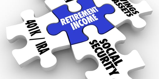 Social Security Workshop hosted in Rancho Cordova, CA