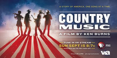 Ken Burns' Country Music Preview – East Stroudsburg