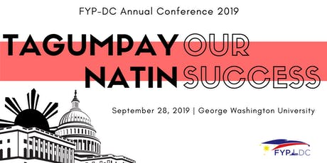 2019 FYP-DC Conference: Tagumpay Natin (Our Success) tickets