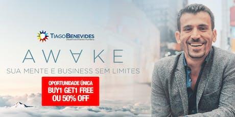 AWAKE - Sua Mente e Business Sem Limites - Orlando entradas