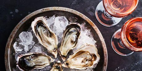 Oysters + Rosé tickets