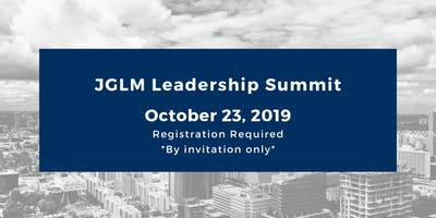 JGLM Leadership Summit 2019