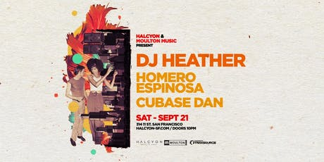 DJ Heather tickets