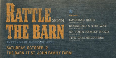 Rattle the Barn - 2019 tickets