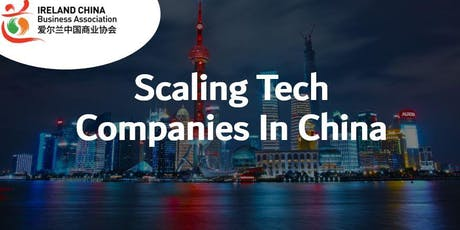 Scaling Tech Companies in China tickets