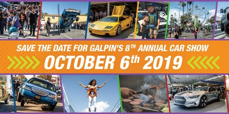 8th Annual Galpin Car Show hosted by Galpin Motors tickets