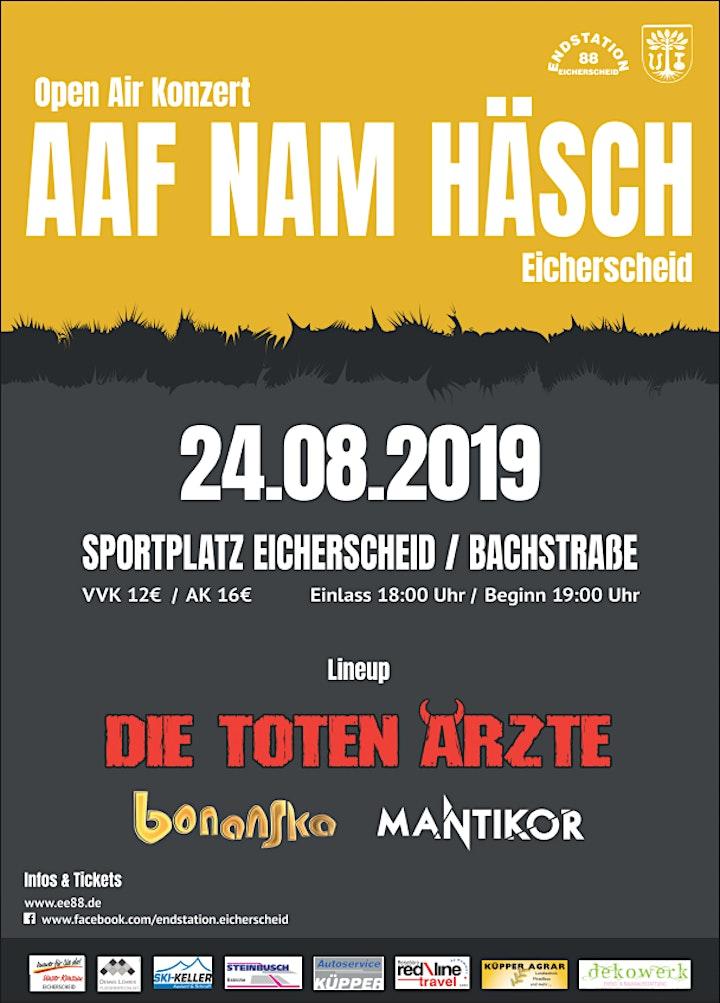 AAF NAM HÄSCH Open Air 2019: Bild