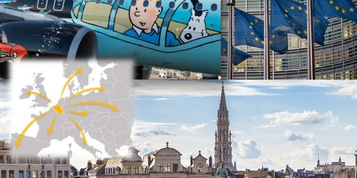 Invest in Brussels : Gateway to Europe (Downtown Vancouver)