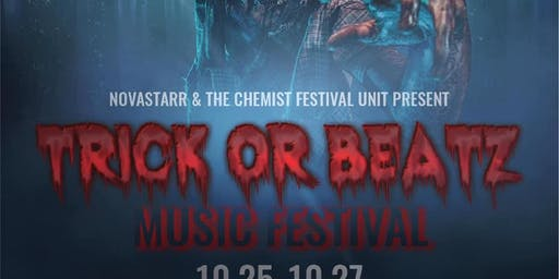 Trick or Beatz Music Festival