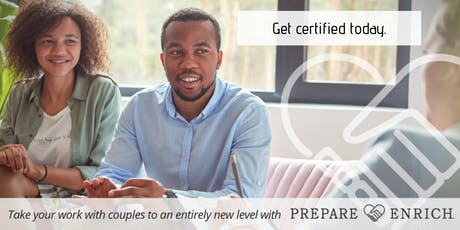 Prepare/Enrich Facilitator Certification: Create Strong Marriages  tickets