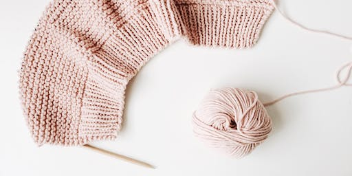 Finally Learn to Knit!