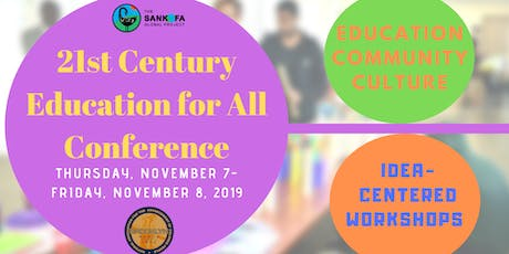 21st Century Education for All Conference tickets
