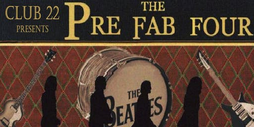 The Pre Fab Four - A Tribute To The Beatles