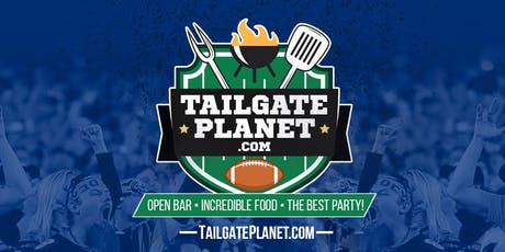 The Green Legion Tailgate – Eagles vs. Bears tickets