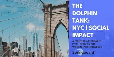The Dolphin Tank: New York | Social Impact