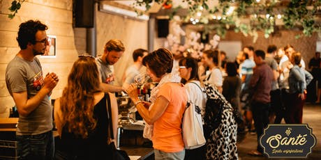 Sante Wijnfestival tickets