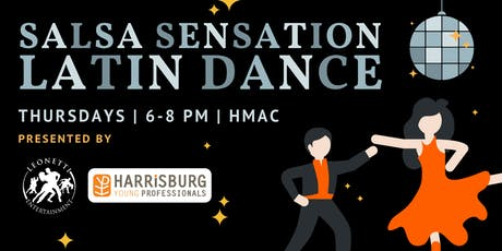 Salsa Sensation: A Latin Dance Series  tickets
