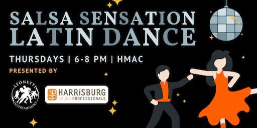 Salsa Sensation: A Latin Dance Series