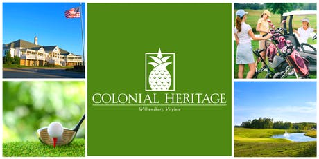Colonial Heritage Golf Club Open House tickets