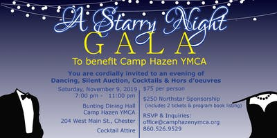 A Starry Night Gala
