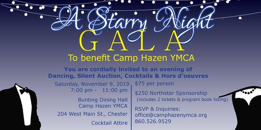 A Starry Night Gala