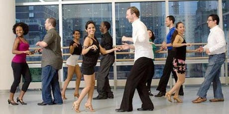 Salsa & Bachata Dance Lesson (includes entry to After Party) tickets