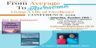 From Average to Awesome - Living A Life Of Excellence 2019