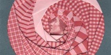 Pinterested: Iris Folding tickets