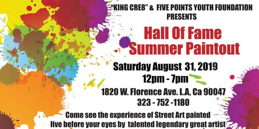 HALL OF SUMMER PAINTOUT