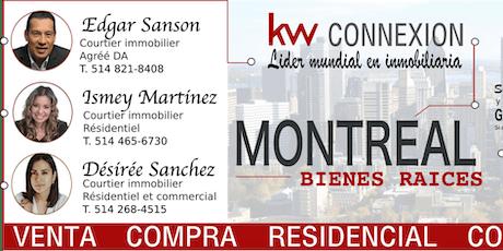 """1e. Acheteur """"Los 4 mitos más frecuentes de una transacción inmobiliaria"""" tickets"""